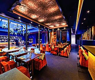 1K Paris hotel restaurant