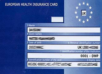 Renew Ehic Card Uk >> Ehic European Health Insurance Cards For Holidays In France And Europe