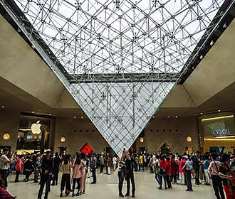 Musee du Louvre Access