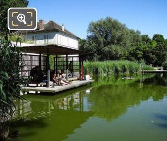 Pavillon Du Lac Water Gazebo
