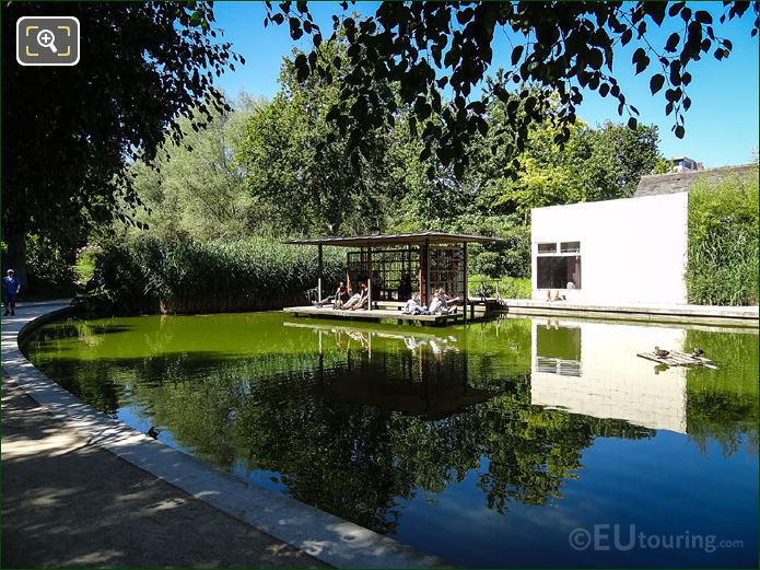 Agence Du Climat Water Gazebo