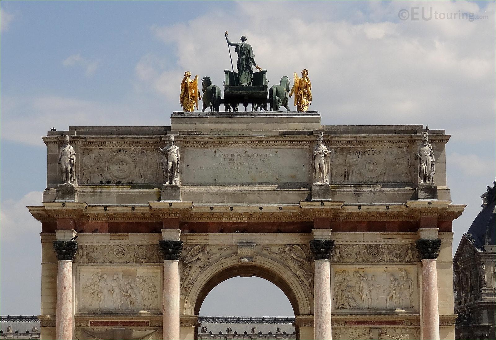 rome arc de triomphe