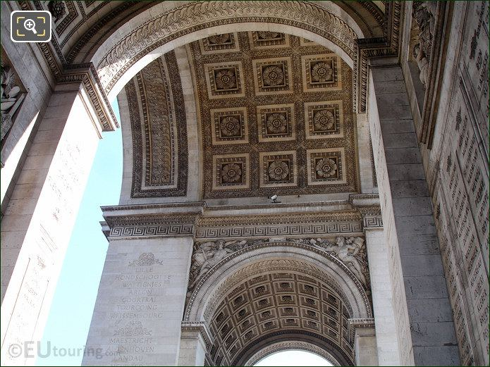 Photo Of Arc De Triomphe