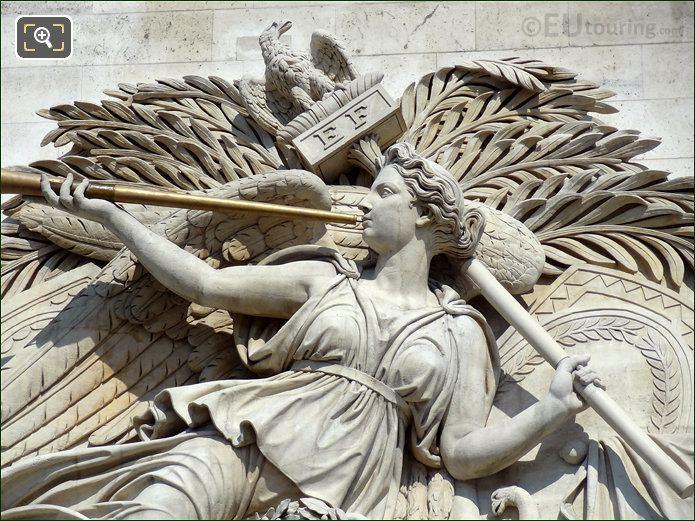 Photo Of Arc De Triomphe