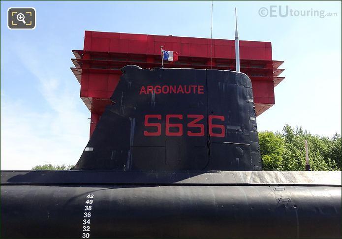 Argonauts Conning Tower