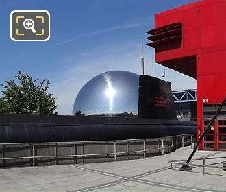 Argonaut S636 Submarine Dry Dock