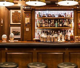 Bar Hemingway At The Ritz Hotel Paris