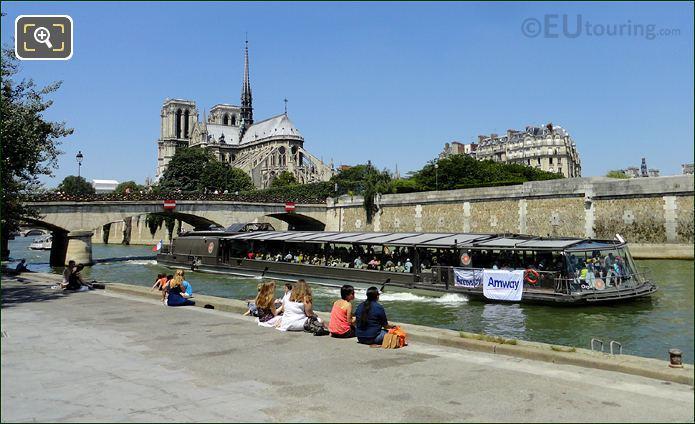 Bateaux Parisiens Boat Onyx
