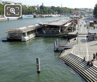 Bateaux Parisiens Dock