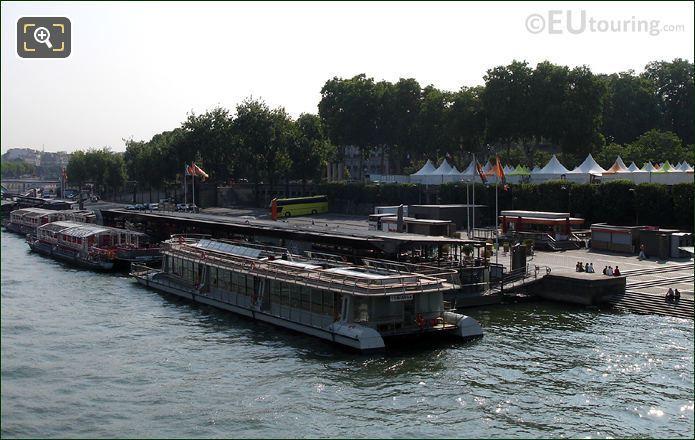 Bateaux Parisiens Boat Pierre Bellon