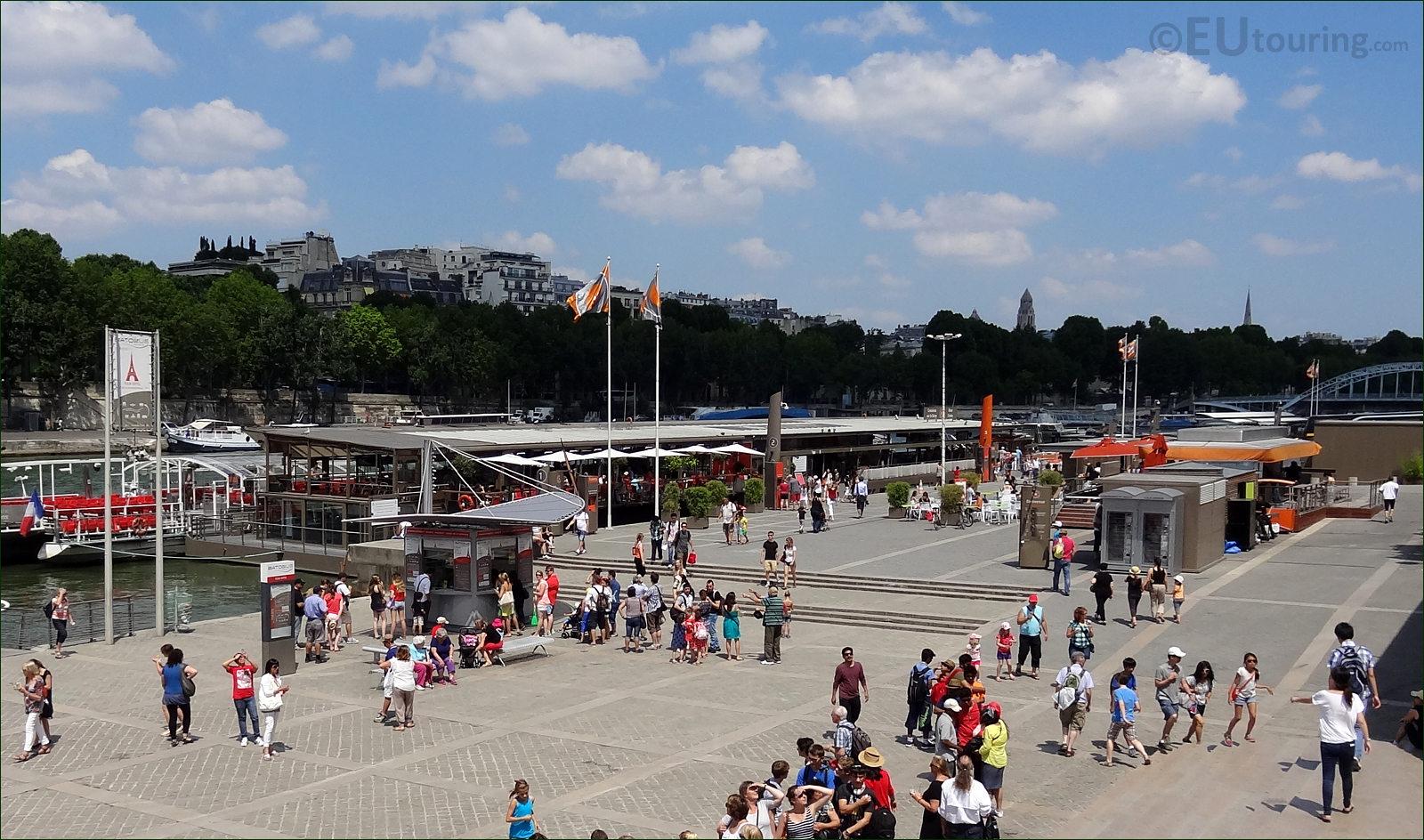 Hd photos of the bateaux parisiens sightseeing cruise - Bateaux parisiens port de la bourdonnais ...