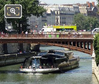 Bateaux Parisiens Boat The Cristal II