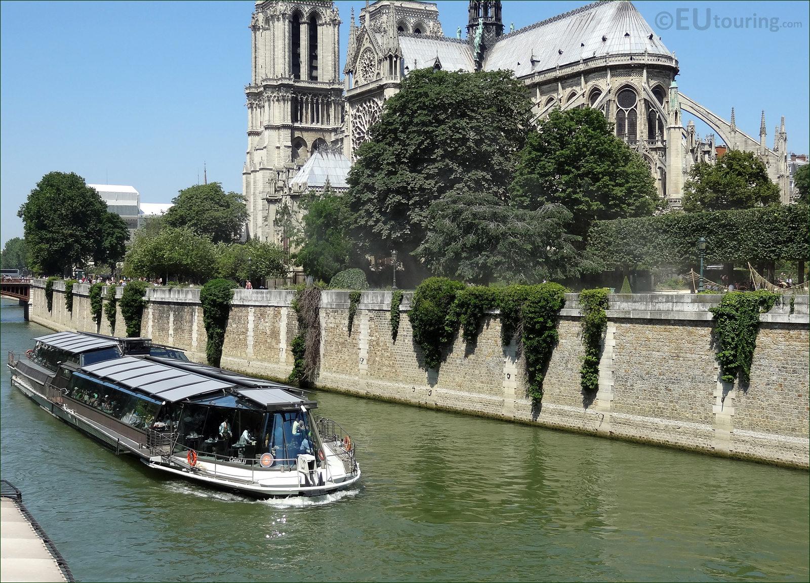 Photo Images Of Bateaux Parisiens Cruise Boats In Paris