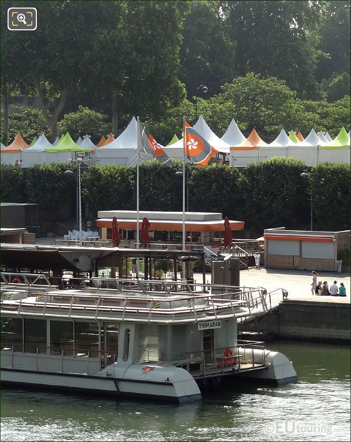 Photo Of Bateaux Parisiens Cruise Boats In Paris