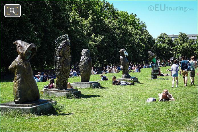 Bercy Park Fete De La Musique