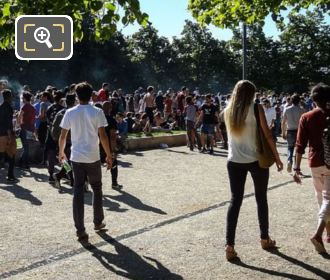 Bercy Park World Music Day
