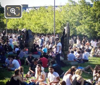 Parc De Bercy Music Lovers