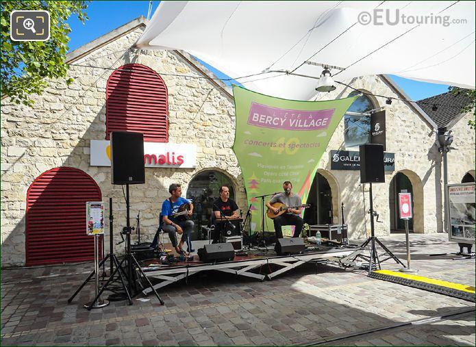 Bercy Village Music Festival