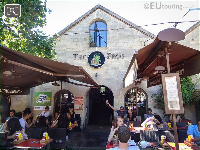 The Frog Pub Bercy Village