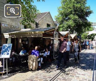 Eric Kayser Restaurant Bercy Village