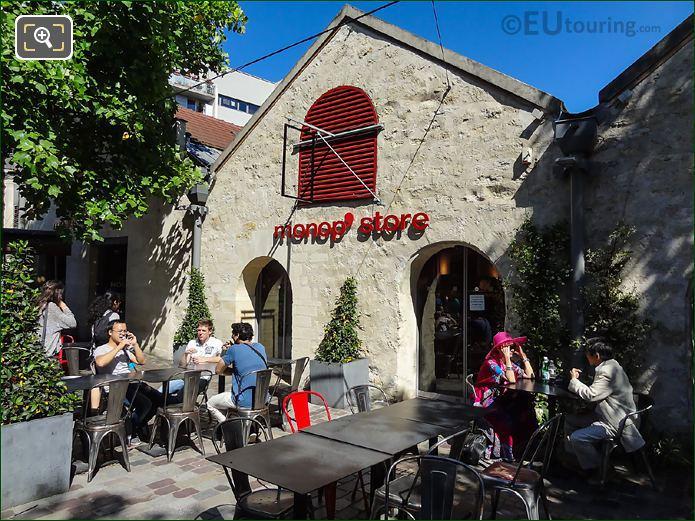 Monop Store Bercy Village