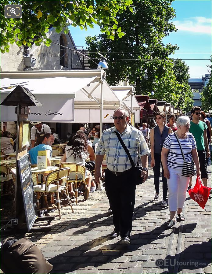Cour Saint Emilion Shoppers