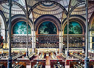 Bibliotheque National De France Library