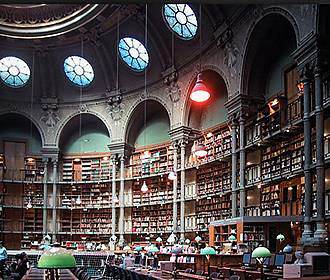 Bibliotheque National De France History