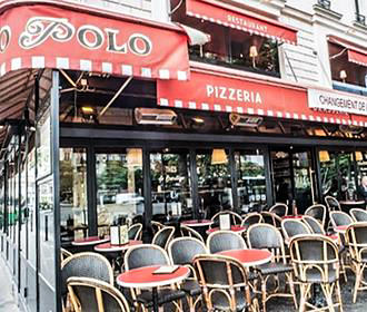 Cafe Marco Polo Paris