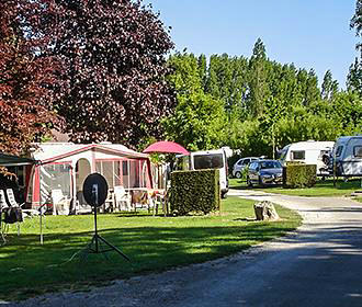 Camping Holiday In Ile de France Paris