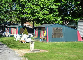 French Campsites Near Paris