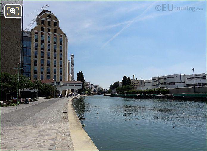 Canal De l Ourcq Seine Saint-Denis