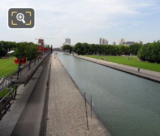Canal De l Ourcq Galerie Walkways