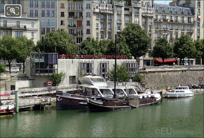 Port de l Arsenal Offices Canal Saint-Martin