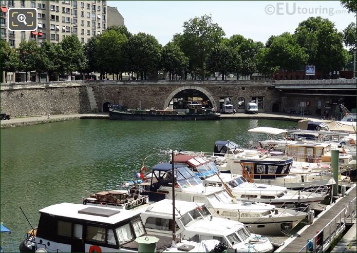 Canal Saint-Martin Southern End