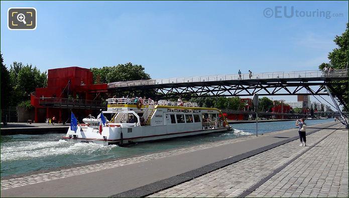Canauxrama Canal Cruise Paris