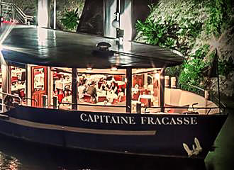 Boat From Capitaine Fracasse