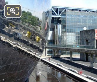 The Geode And Cite des Sciences