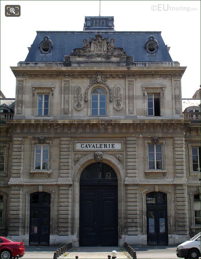 Ecole Militaire Cavalerie Pavillon