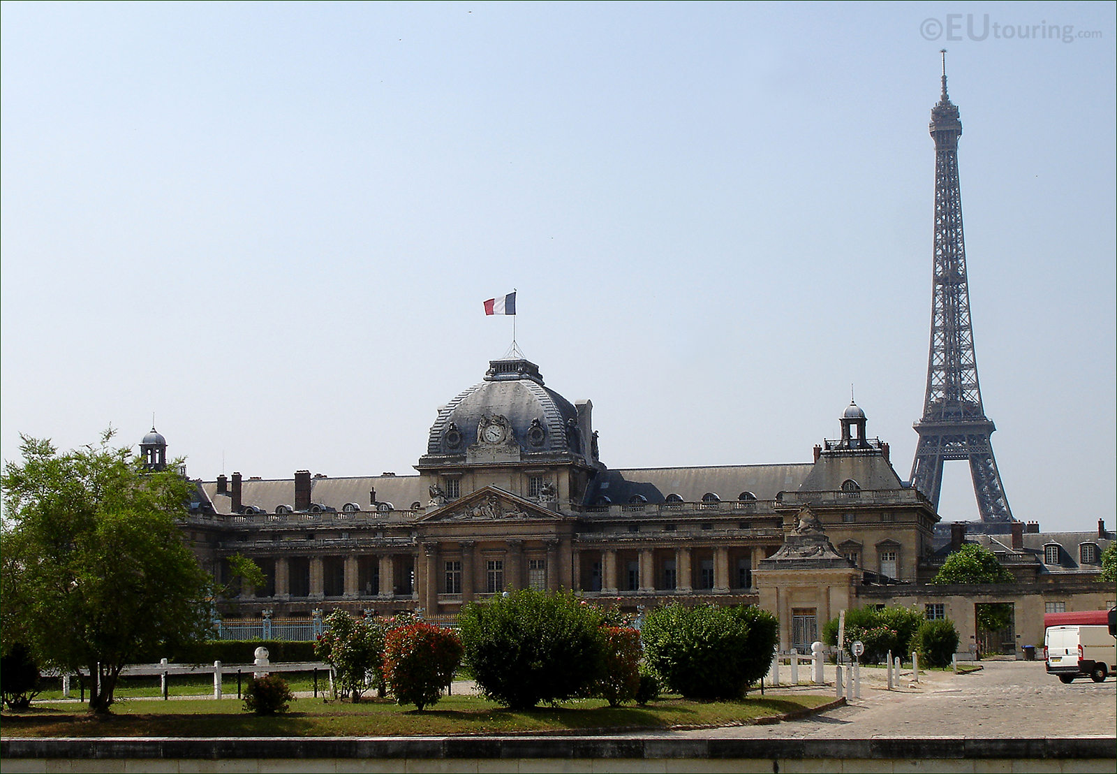 Hd Photos Of The Ecole Militaire In Paris France Page 1
