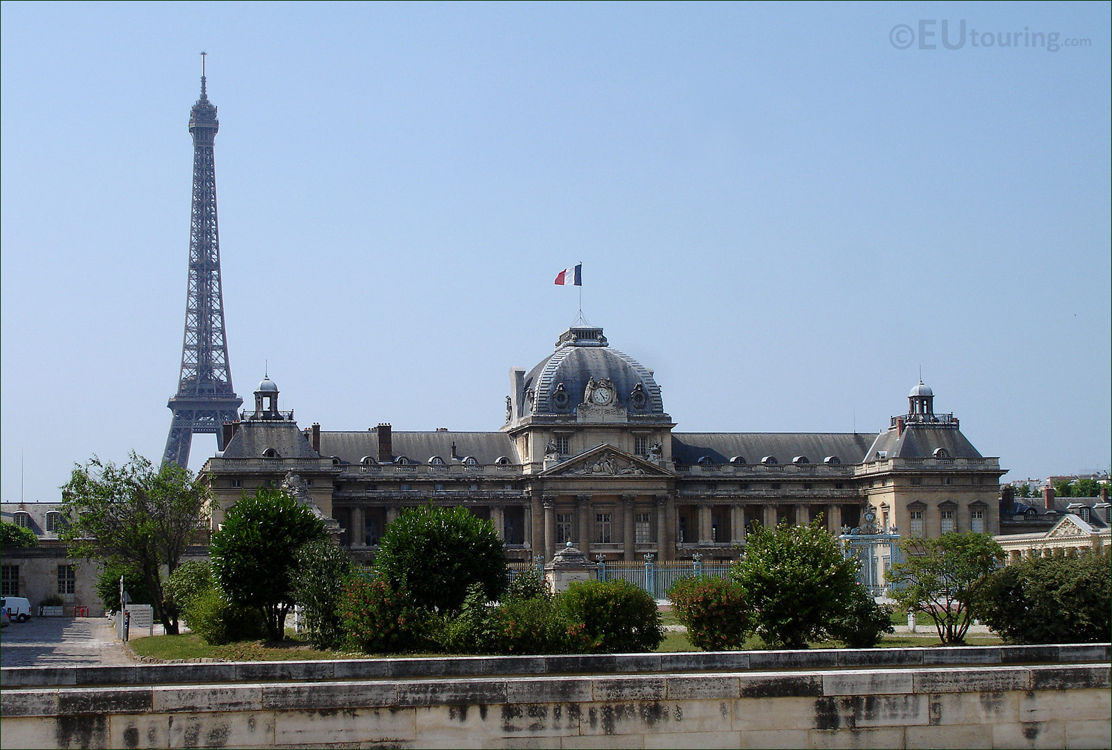 Photo Images Of The Ecole Militaire In Paris Image 5