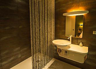 Eden Lodge Bathroom