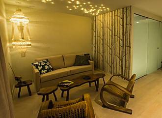 Eden Lodge Bedroom Lounge