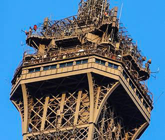 Facts On The Eiffel Tower In Paris France