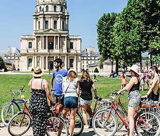 The Fat Tire Bike Tours In Paris France