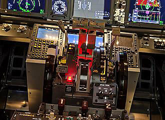 Boeing 737 Simulator Flight Experience