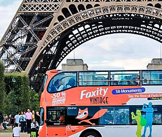 Foxity Tours Paris