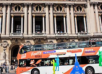 Foxity 2hr Bus Tours