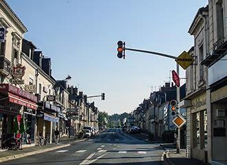 French traffic lights