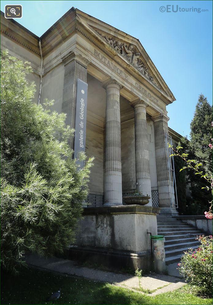 Galerie de Geologie Museum